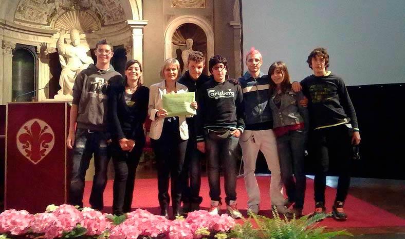 Premio Salone dei Cinquecento - Firenze